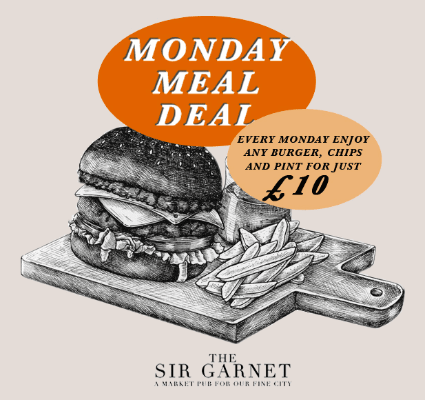 Monday Meal Deal