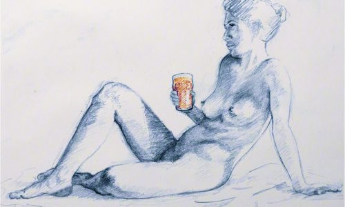 Bums Life Drawing Norwich