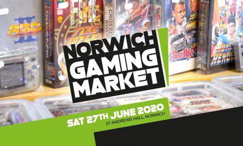 Norwich Gaming Market 2020