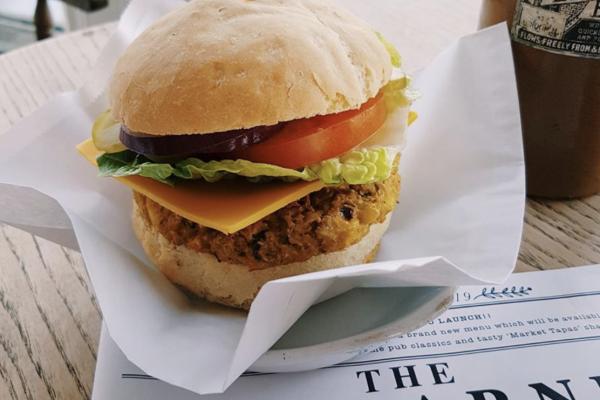 The Sir Garnet Burger Offer