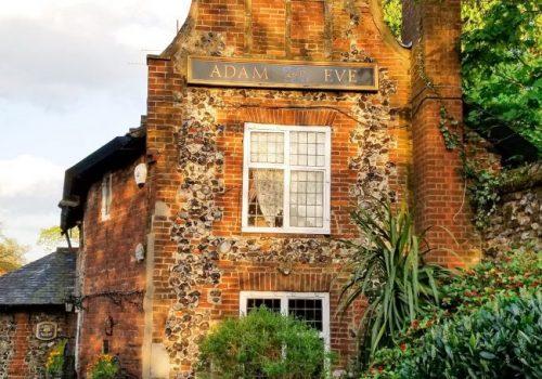The Adam and Eve Pub Norwich
