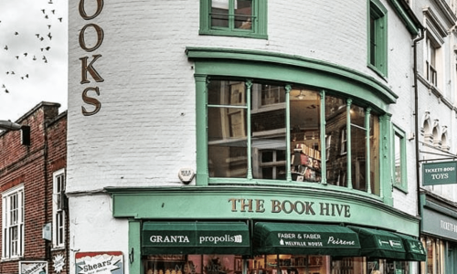 The Book Hive Norwich