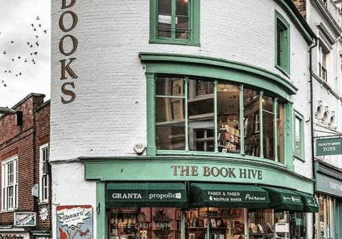 The Book Hive Norwich