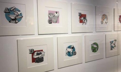 Sally Barratt Exhibition